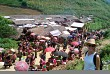 Khu chợ đặc sản ở thác Bạc Sapa