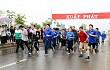 Lào Cai Hưởng Ứng Ngày Chạy Olympic Vì Sức Khỏe Toàn Dân