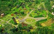 Chiêm ngưỡng vẻ đẹp hùng vĩ của Núi Hàm Rồng Sapa
