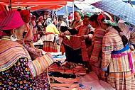 Chợ Bắc Hà Ở Sapa