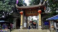 Đền Bảo Hà Sapa Lào Cai