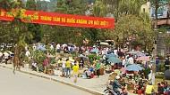 Lào Cai: Dịp nghỉ lễ quốc khánh 02/09 lượng khách du lịch không tăng