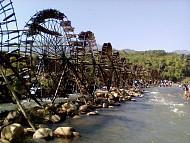 Khám phá khu du lịch công đồng dưới núi Khau A