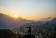 Núi Hàm Rồng Lọt Vào Top 8 Điểm Ngắm Hoàng Hôn Tuyệt Vời Nhất