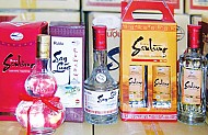 Rượu San Lùng Sapa
