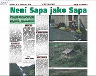 Thành phố SaPa - mô hình thu nhỏ tại thủ đô Praha - CH Séc