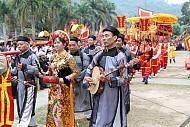 Lào Cai Tưng Bừng Khai Hội Đền Thượng Xuân