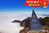 Tour Du Lịch Sapa 30/4-1/5 Cát Cát- Hàm Rồng- Thác Bạc- Fansipan