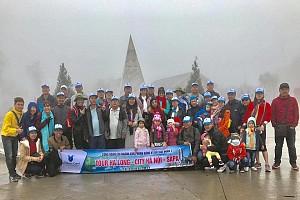 Tour du lịch Sapa 4 Ngày Bằng Tàu Hỏa: Hà Nội - Cát Cát - Hàm Rồng