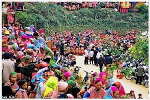 Tour Du Lịch Sapa: Hàm Rồng - Lao Chải - Tả Van - Chợ Cốc Ly