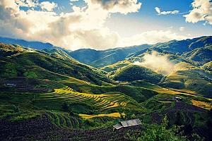 Tour Du Lịch Sapa: Hàm Rồng - Lao Chải Tả Van - Fansipan 3 ngày 4 đêm