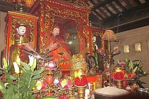 Tour Du Lịch Tâm Linh Sapa: Đền Ông Hoàng Bảy - Sapa - Hà Khẩu - Mẫu Lào Cai