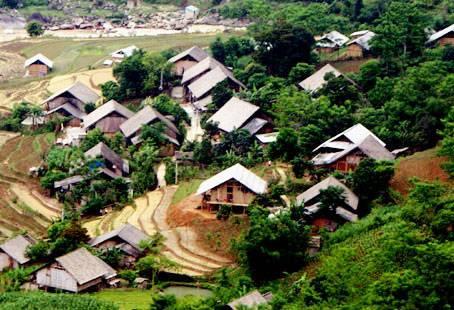 Bản Hồ Sapa,Ban Ho Sapa