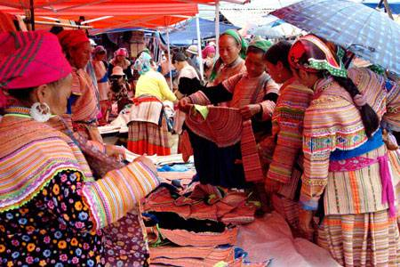 Chợ Bắc Hà Sapa, Cho Bac Ha O Sapa