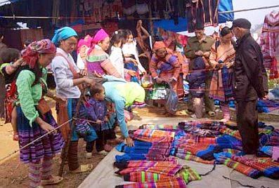 Chợ Cốc Ly Sapa, Cho Coc Ly Sapa