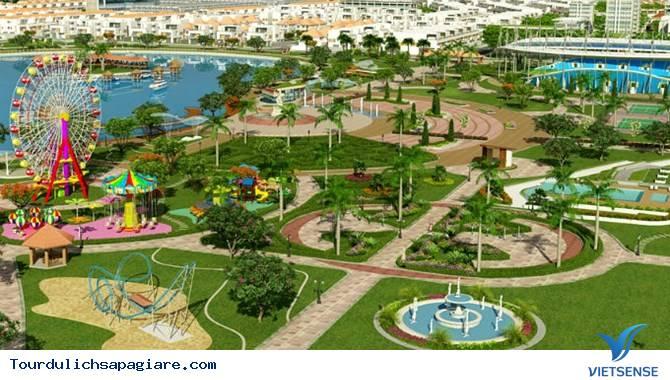 Công viên Văn hóa Mường Hoa Sapa