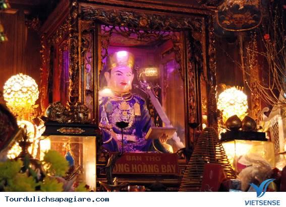 Tour Du lịch Hà Nội- Sapa Đền Ông Hoàng Bảy 2 Ngày 1 Đêm