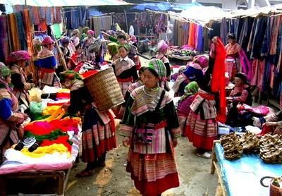 Tour du lịch- Hà Nội- Sapa- Hàm Rồng- Cát Cát 2 Ngày 3 Đêm
