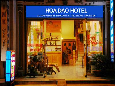 Khách Sạn Hoa Đào Sapa