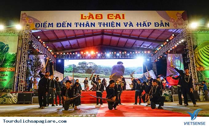 Khai Mạc Lễ Hội Du Lịch Mùa Hè Sapa 2018