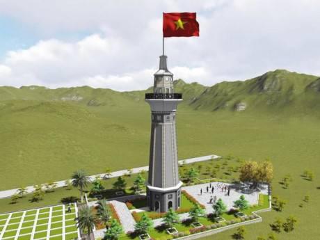 Lào Cai Khởi Công Xây Dựng Cột Cờ Lũng Pô