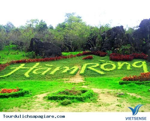 Núi Hàm Rồng Sapa, Nui Ham Rong Sapa