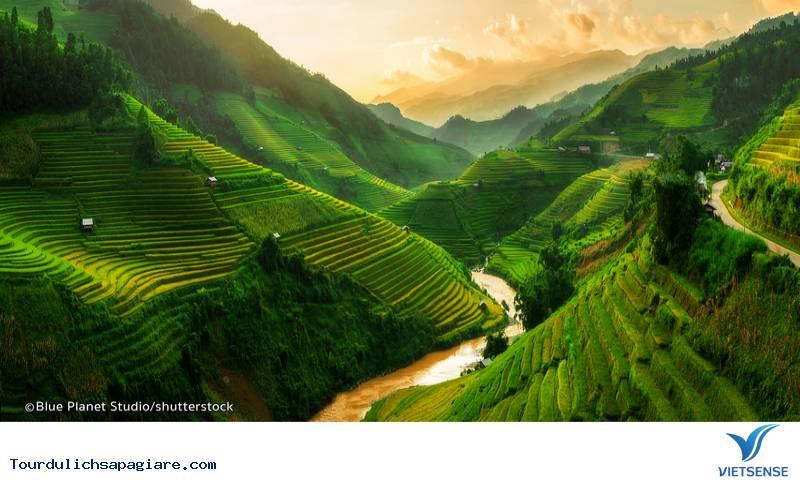 Sa Pa, Hội An là 2/10 điểm đến được yêu thích nhất Đông Nam Á